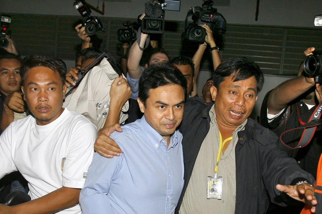 Photo du Le conseiller politique Abdul Razak Baginda