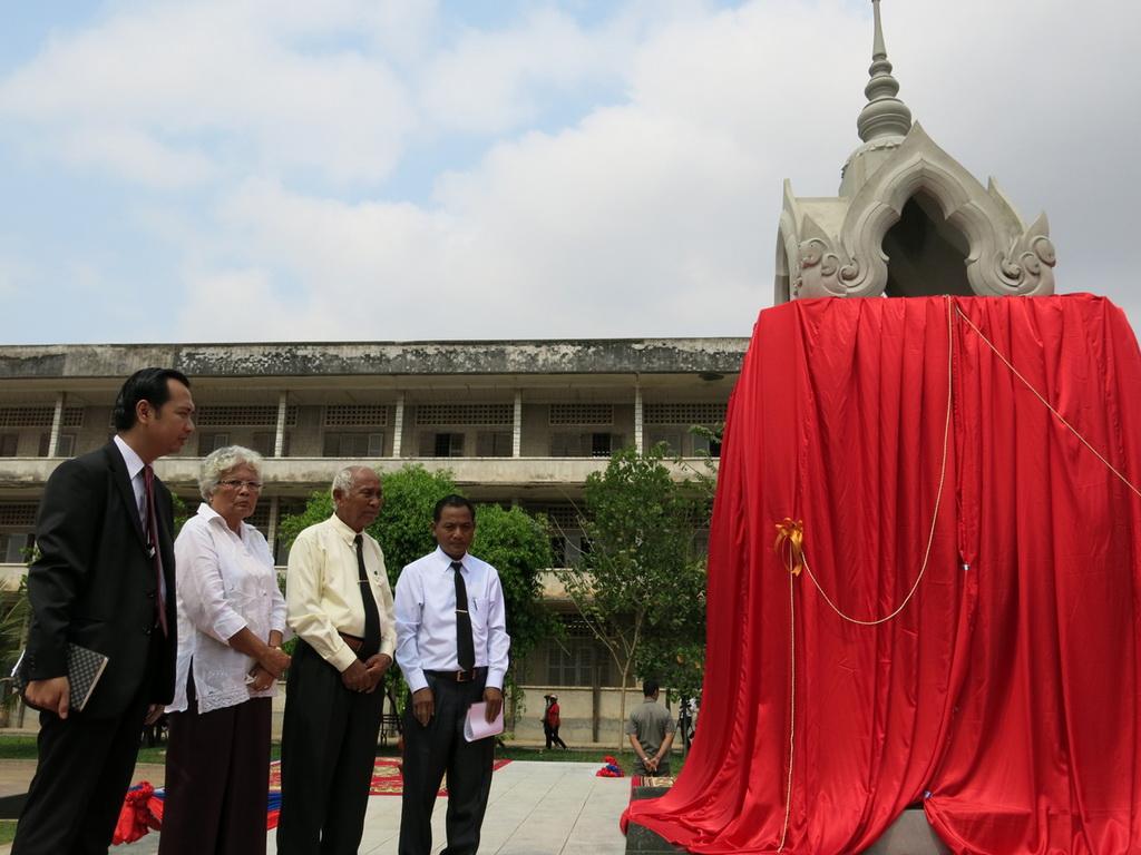 Cambodge Khmers Mémorial Victimes