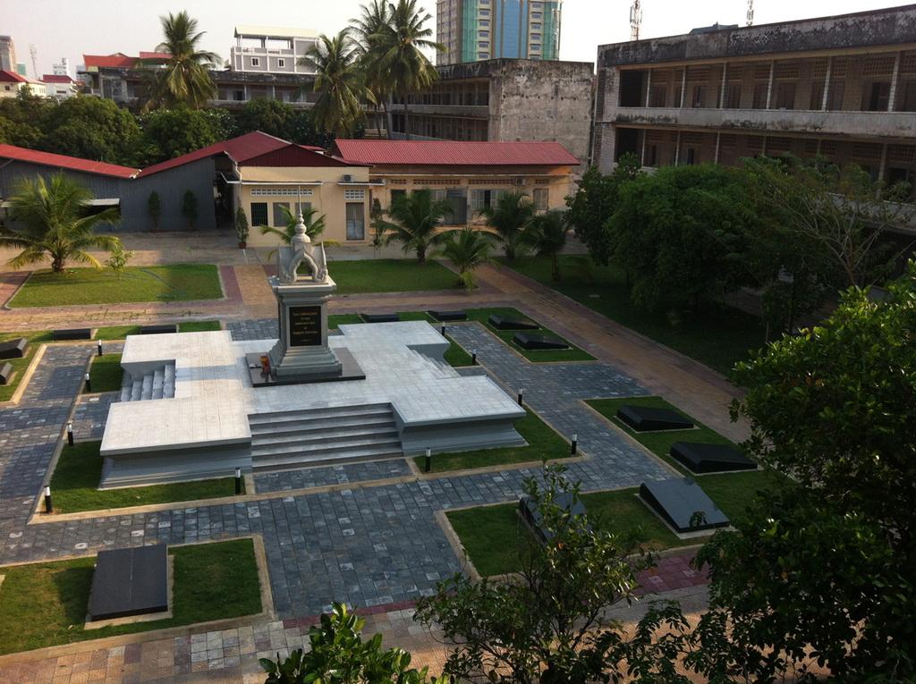 Cambodge Khmers Mémorial