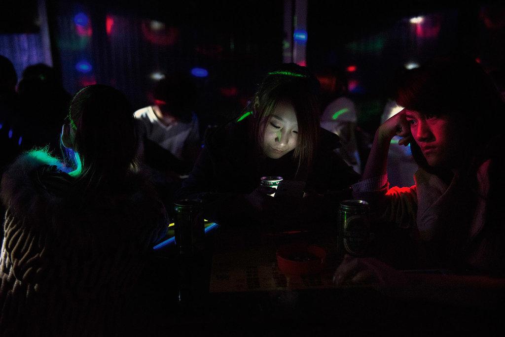 Photo de l'intérieur duNight-club