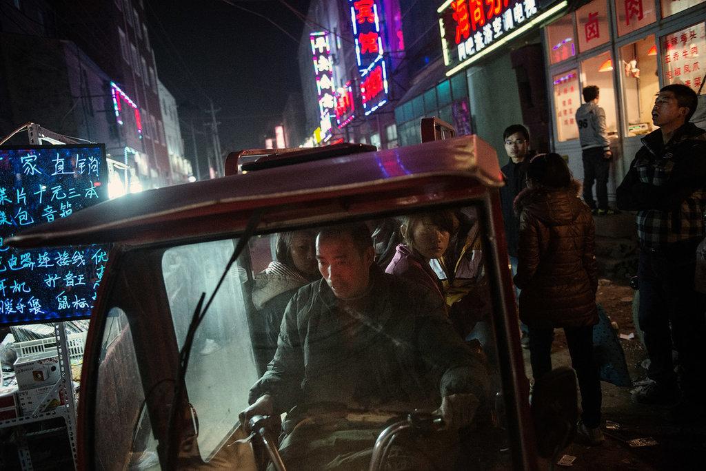 Photo du taxi