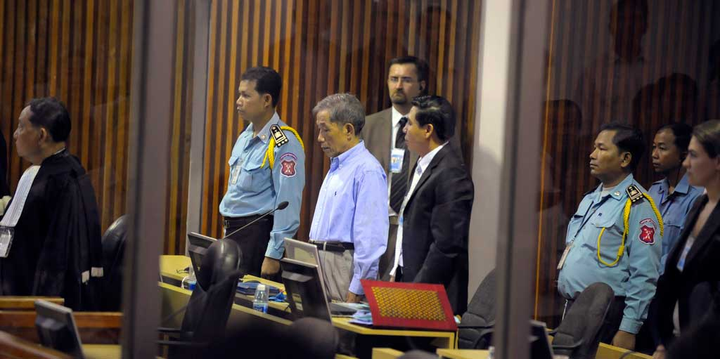 Cambodge Khmers Procès Duch