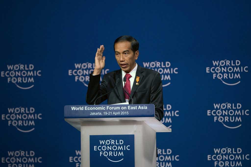 Photo du Président indonésien