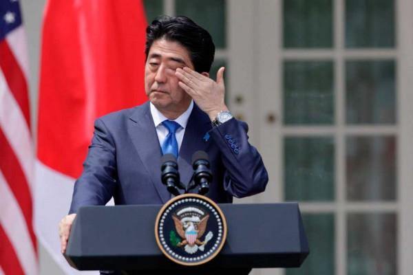 Photo du Premier Ministre japonais