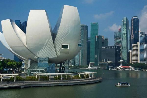Photo du Musée des Arts et Science de Singapour