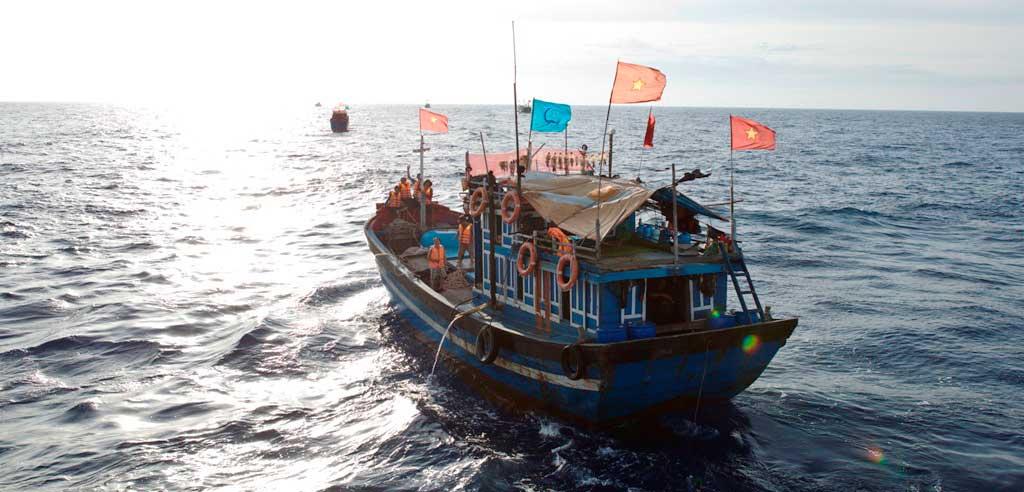 """Tensions en """"mer de l'Est"""" : que peut faire le Vietnam ? - Asialyst"""