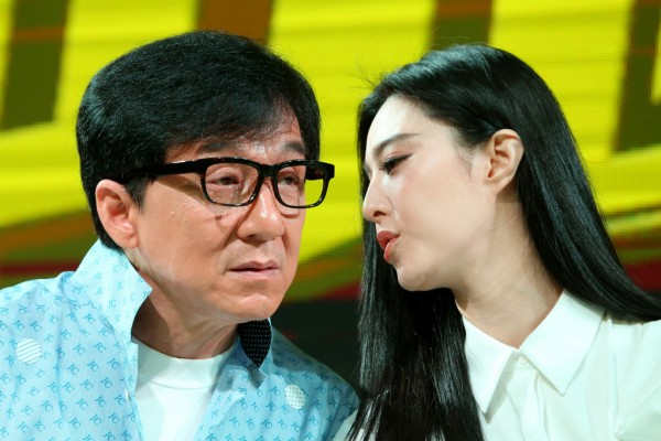 Photo de Jackie Chan et Fan Bingbing