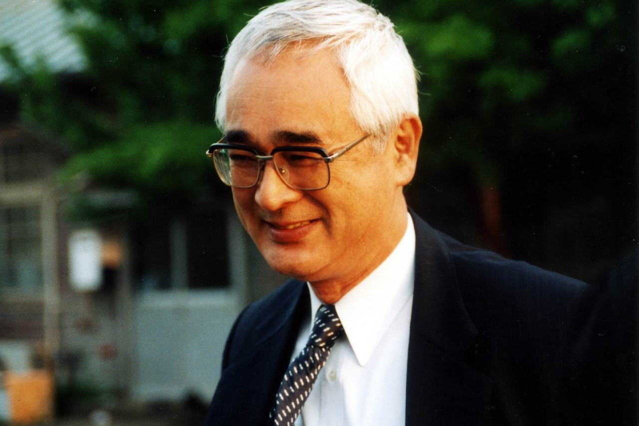 Toyoki Kozai, directeur de la Japan Plant Factory Association
