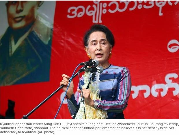 Copie écran du Bangkok Post, le 8 septembre 2015.