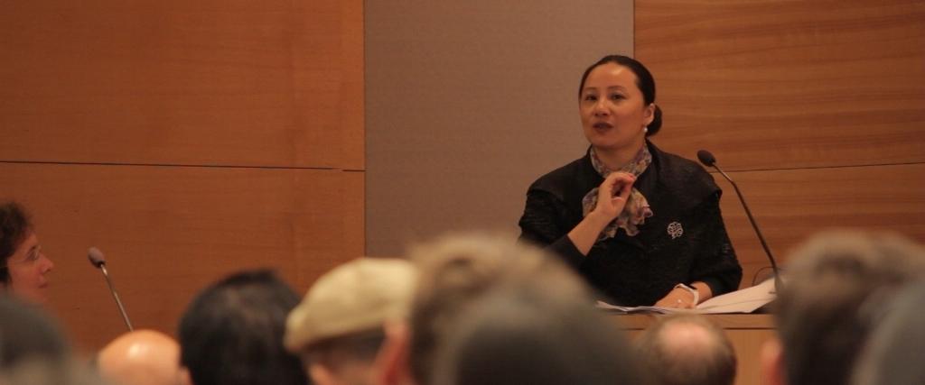 La Chine montre sa bonne volonté pour la COP21, défend le Professeur Xu Qinghua.