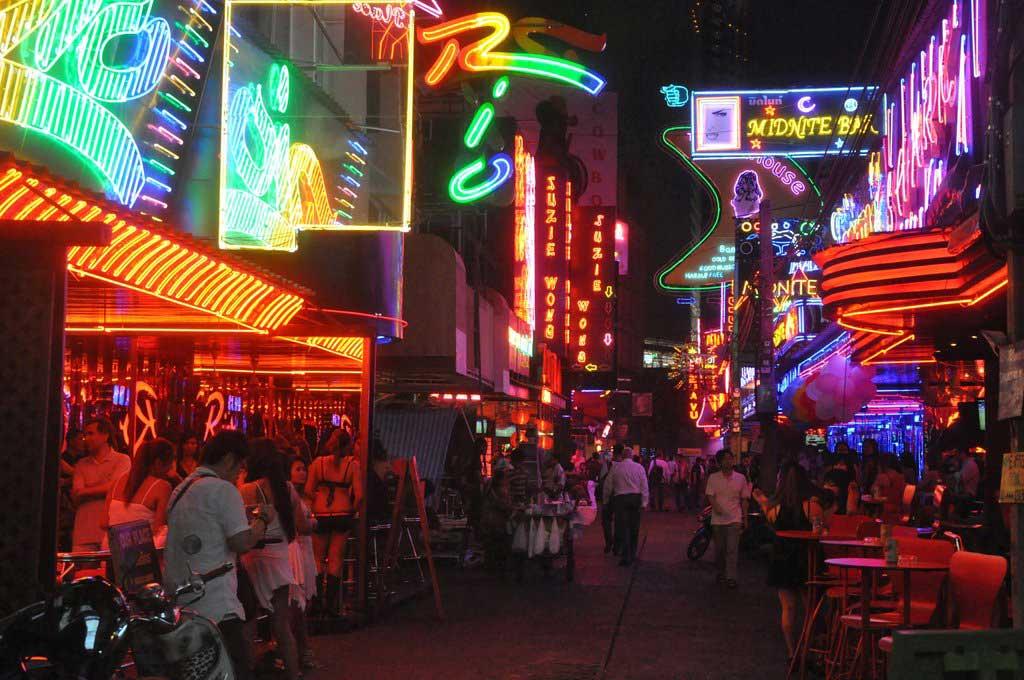 Thaïland gogobar