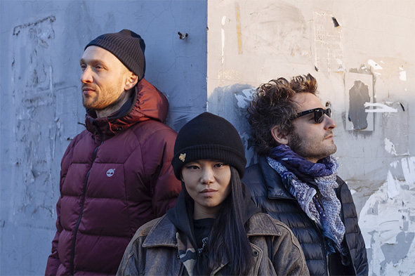 AM444 avec M (Mathieu Chedid) à Pékin