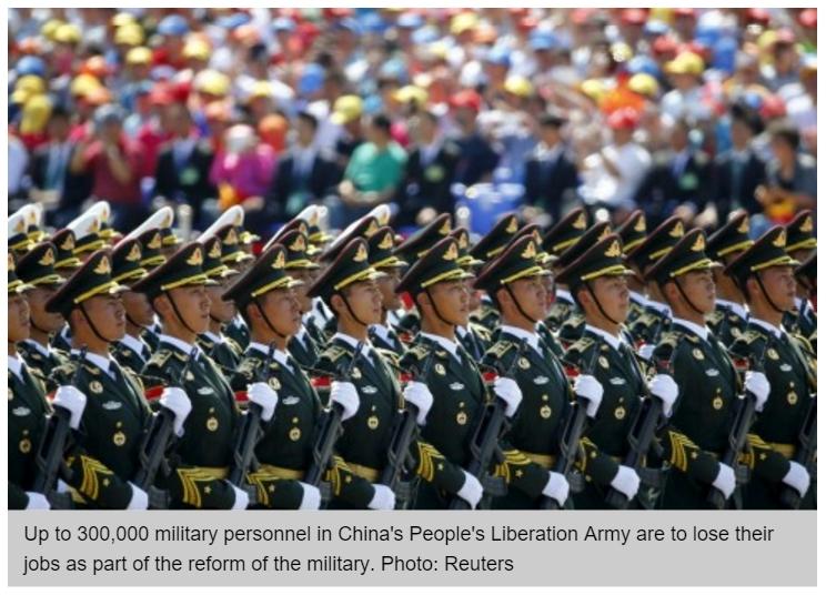 La réforme militaire envisagée par Xi Jinping est peut-être trop ambitieuse et insuffisamment réfléchie pour être menée à bien.