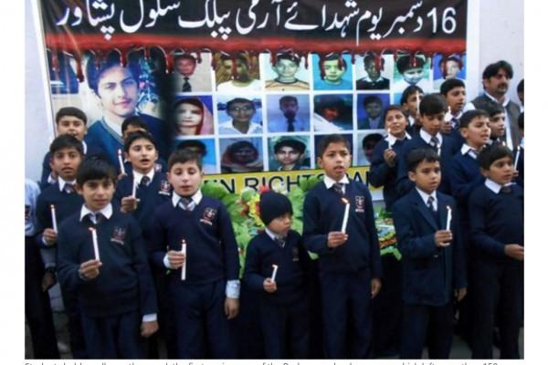 Le Pakistan commémore aujourd'hui le premier anniversaire du massacre de Peshawar, qui avait fait 144 morts dans une école de la ville.