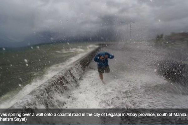 De lourds dégâts matériels mais un faible bilan humain après le passage du typhon Melor aux Philippines