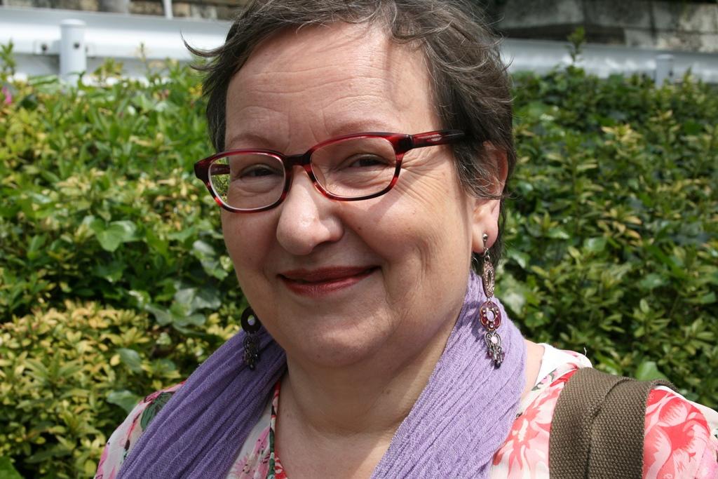 Jannick Magne, militante écologiste basée au Japon depuis 1983.