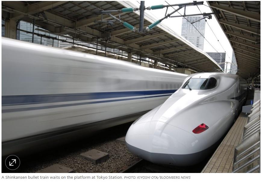Le Shinkansen relancé par l'Inde ?