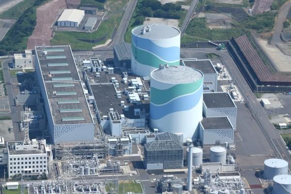 Le réacteur nucléaire n°1 de Sendai à Satsumasendai (préfecture de Kagoshima), le 11 août 2016