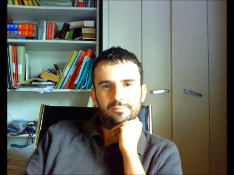 Rémi Castets, directeur du Département d'études chinoises à l'université Bordeaux-Montaigne. (Crédit : Rémi Castets)
