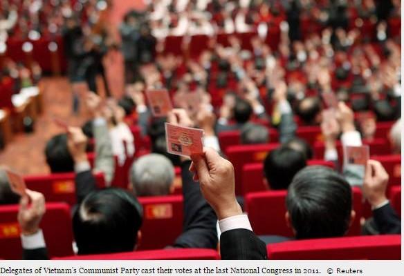 Le XIIe Congrès du Parti communiste vietnamien s'ouvre ce mercredi 20 janvier.