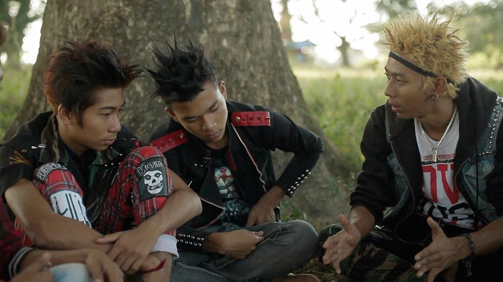 "Extrait du documentaire ""My Buddha is Punk"" d'Andreas Hartmann"