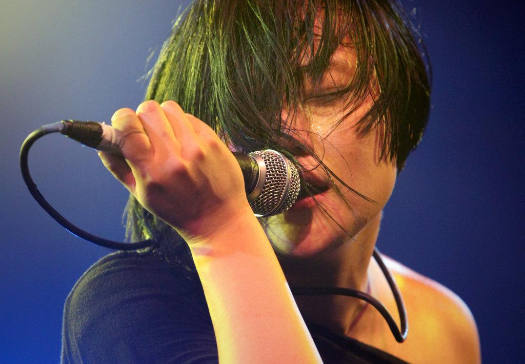 Helen Feng en concert