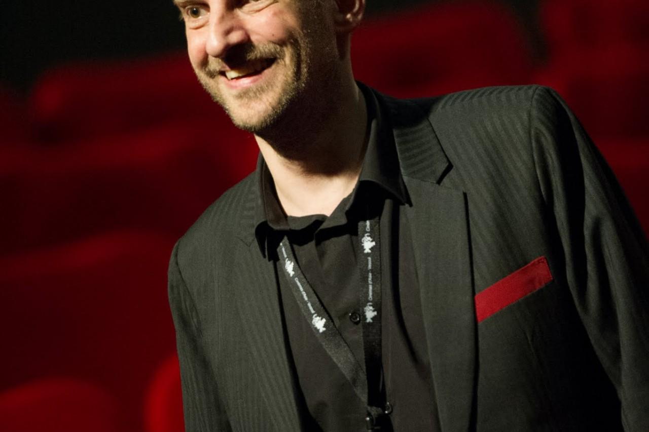 Le réalisateur français Bastian Meiresonne