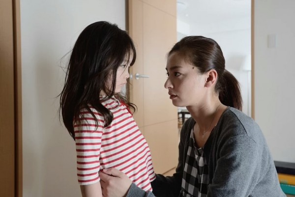 """Mère et fille dans le film """"Being good"""" du réalisateur japonais O Mipo"""