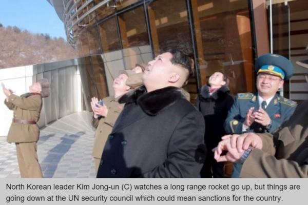 Le tir de fusée nord-coréen auquel s'attendait la communauté internationale depuis plusieurs jours a bien eu lieu dimanche.
