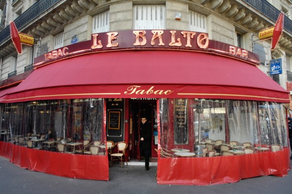 Le Balto, un bar tabac parisien