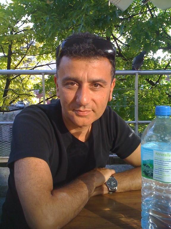 Le cinéaste Renaud Cohen