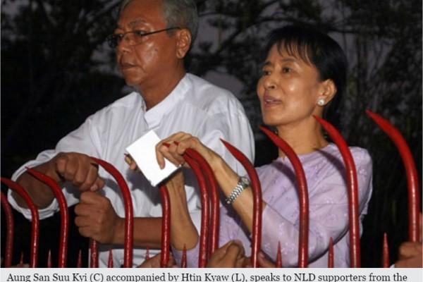 Htin Kyaw a été investi par la LND comme candidat à la présidentielle birmane