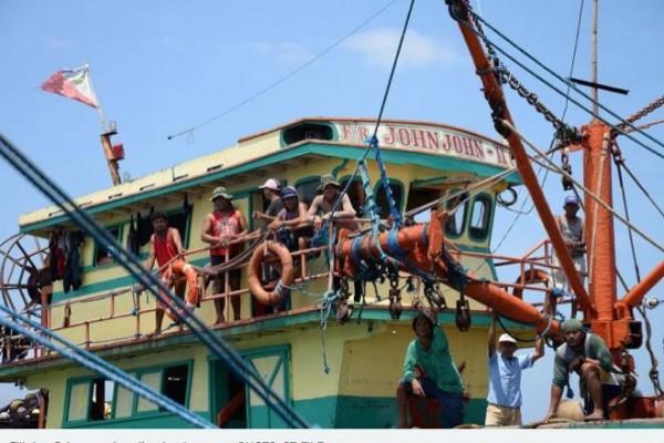 Bateau de pêche philippin : les îles Jacksons, revendiquées par Manille sont-elles passées sous contrôle chinois ?