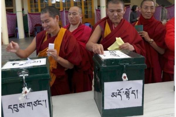 Hier, dimanche 20 mars, les Tibétains en exil votaient pour élire leur Premier ministre.