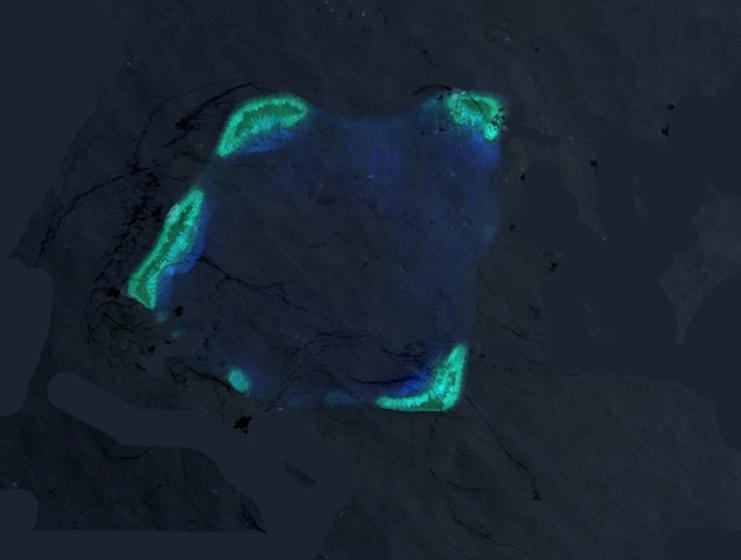 L'atoll Jackson