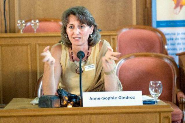 Anne-Sophie Gindroz, ancien responsable de l'ONG Helvetas au Laos