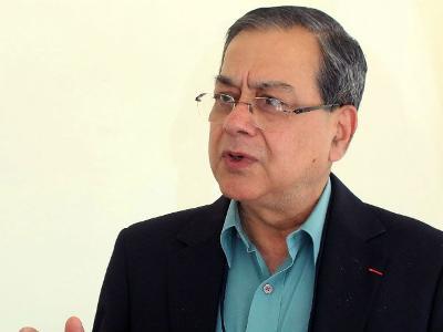 Balveer Arora, politologue indien et ancien recteur de la Jawaharlal Nehru University.