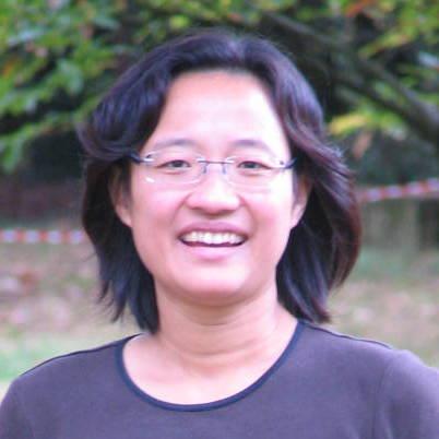 Charis Quay, représentante francophone de Global Bersih.