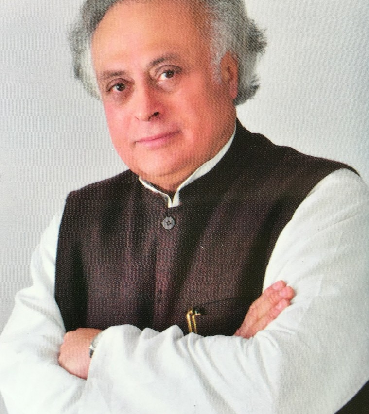 Jairam Ramesh, sénateur et ancien ministre indien de l'Environnement.