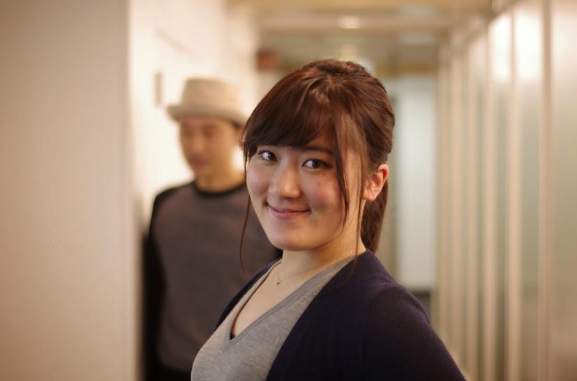 """Misaki Tanaka, directrice exécutive et fondatrice de la société """"Bosai Girl"""""""
