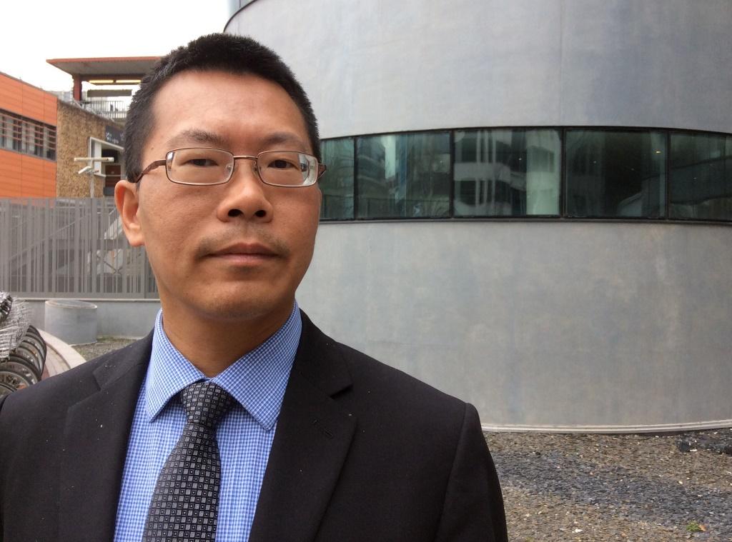 Teng Biao, avocat chinois des droits de l'homme