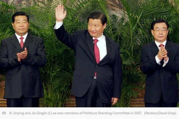 En Chine, les proches du président Xi Jinping et de l'ex-membre du Comité permanent du Bureau politique Jia Qinglin