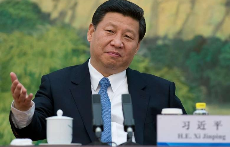 Le président chinois Xi Jingping