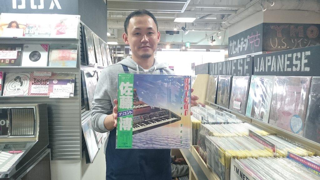 Takamatsu du HMV Shibuya.