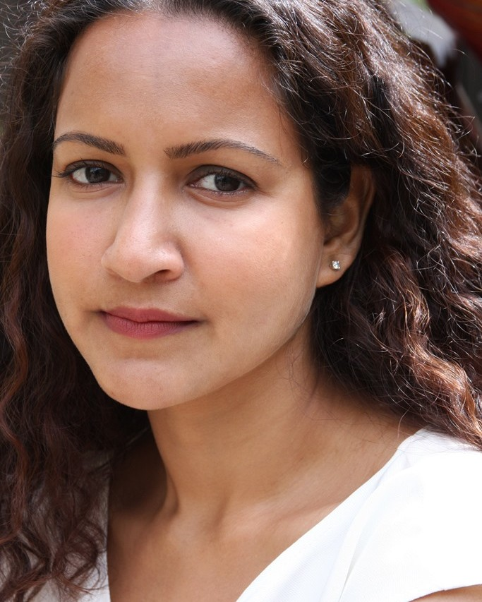 """Sonia Faleiro, écrivaine indienne et auteur de l'enquête """"Treize Hommes"""" (Actes Sud, 2016)."""