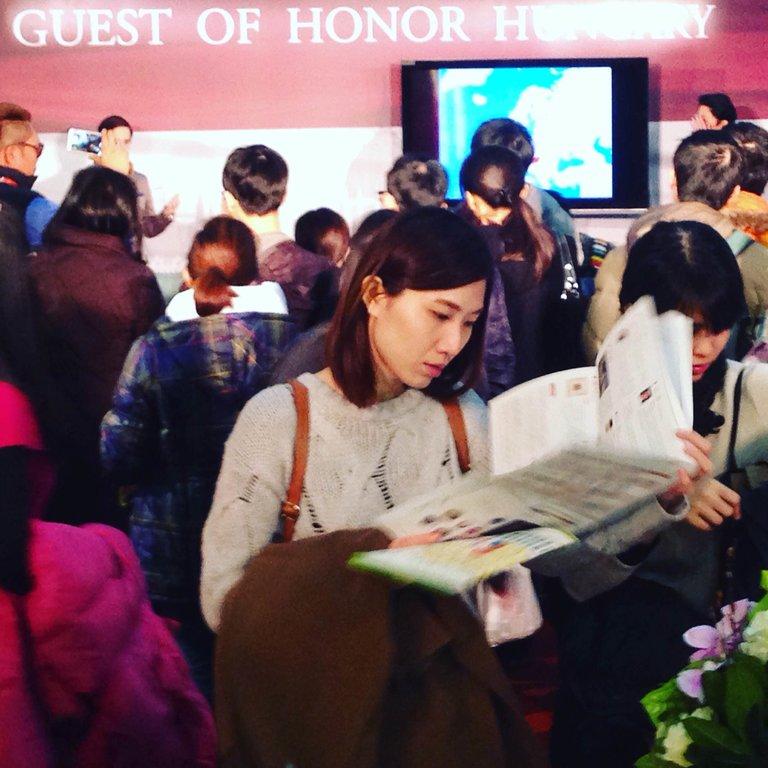 Les jeunes Taïwanais aiment lire : c'est ce qu'il ressort d'une enquête publiée par le ministère taïwanais de la Culture en décembre 2015.