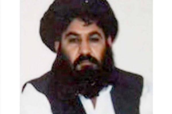 """Les talibans afghans ont annoncé que le mollah Akhtar Mansour avait été tué, ils ont aussi nommé son successeur. Copie d'écran du site """"The Express Tribune"""", le 25 mai 2016."""