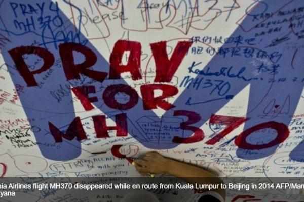 Trois nouveaux débris supposés du MH370 ont été retrouvés au Mozambique et à l'île Maurice. Copie d'écran de Channel News Asia, le 26 mai 2016.