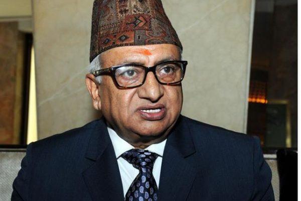 """Le gouvernement népalais a décidé de rappeler son ambassadeur en Inde. Il est accusé d'avoir aidé les autorités de New Dehli à """"comploter"""" contre le Premier ministre népalais K.P Sharma Oli. Copie d'écran de """"The Hindu"""", le 9 mai 2016."""