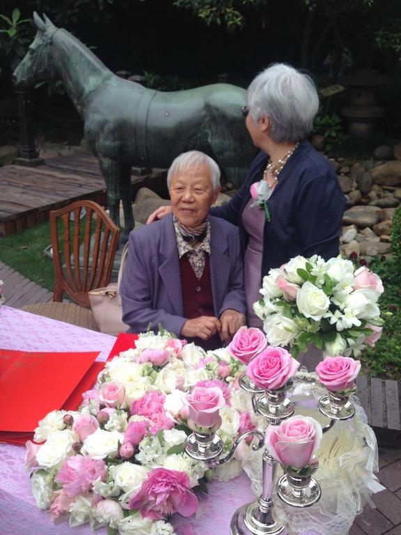 Le rêve des couples gays chinois : fonder une famille et vieillir ensemble. Ici à Shanghai en avril 2016.